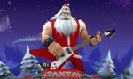 Onlinespiel : Friday-Flash-Game: Santa Rockstar 4
