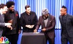 David Blaine schockt Jimmy Fallon
